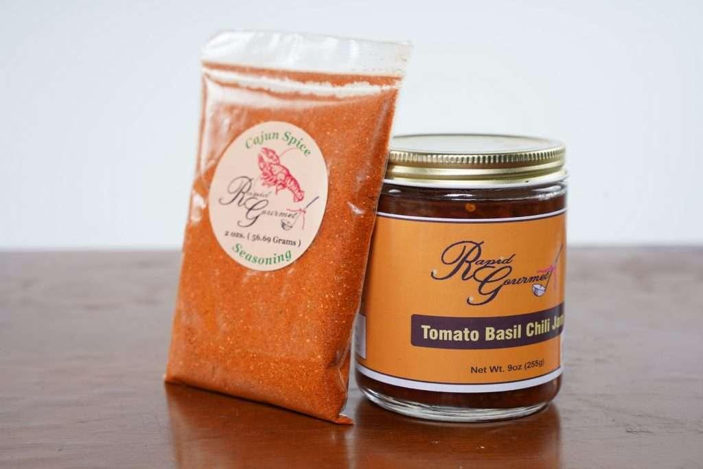 rapid gourmet seasonings and jams