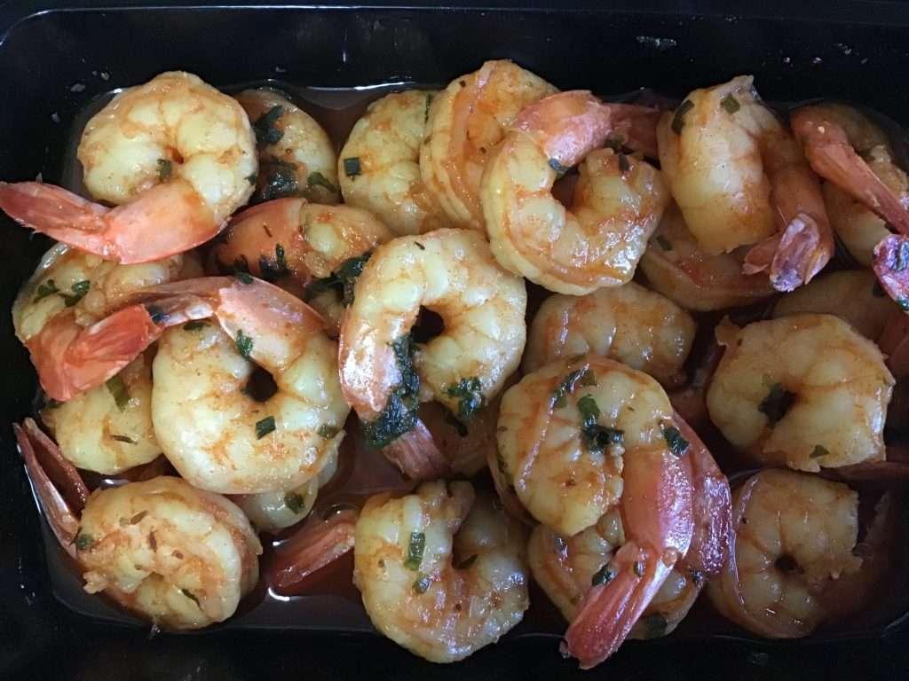 shrimp meal prep