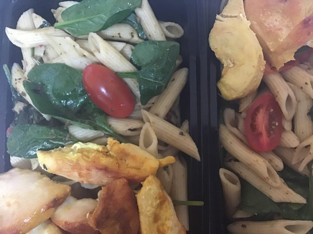 fresh made meals